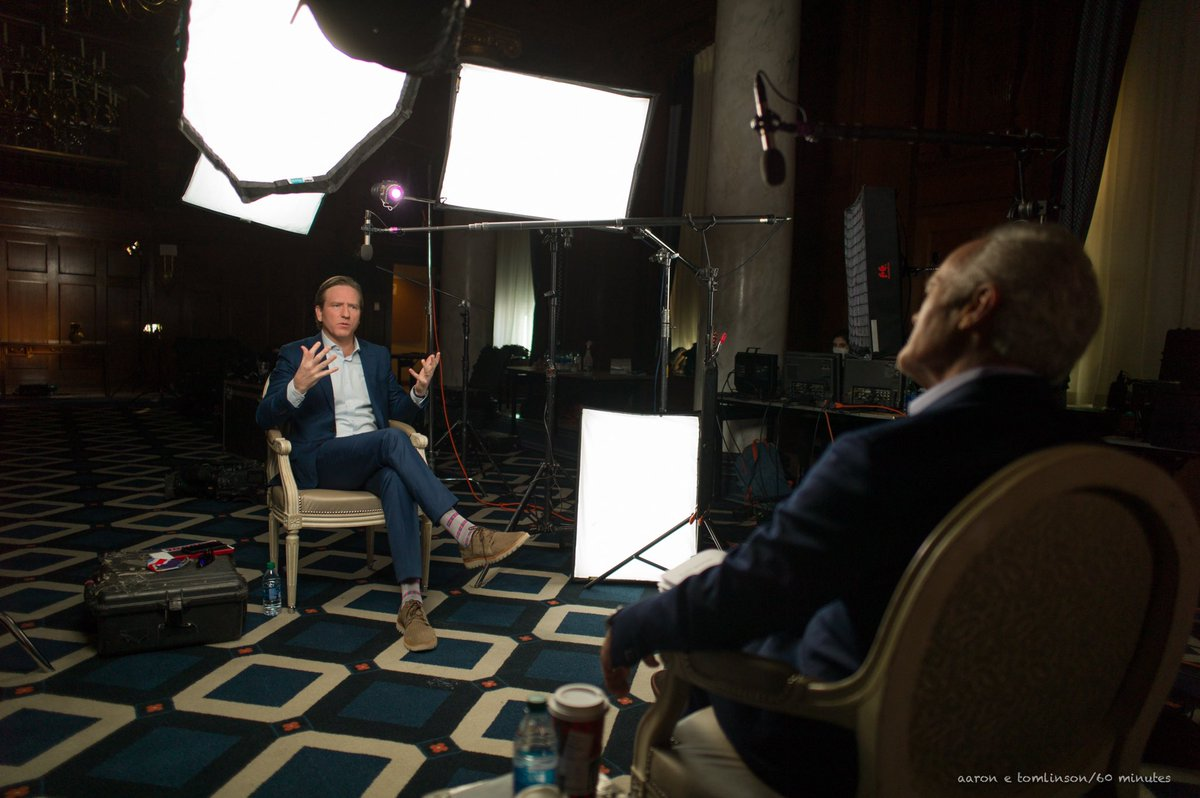 Chris Krebs, the former director of the US Cyber Agency CISA, speaks to Scott Pelley in his first interview since being fired by President Trump. Krebs was removed from his position after he affirmed the security of the 2020 election. Sunday on 60 Minutes.