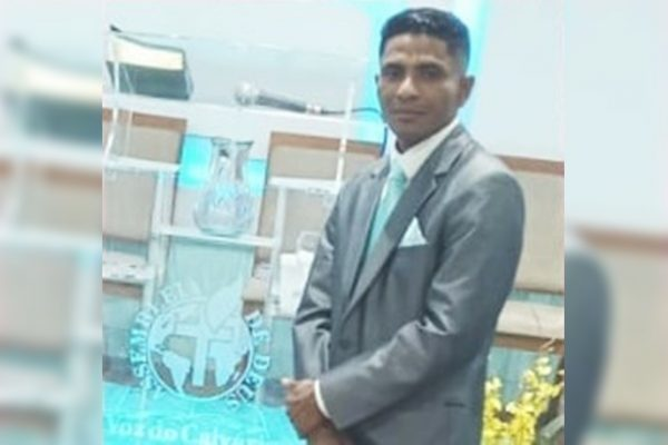 Pastor assassinado no Areal matou filho do mandante do crime em 2018, diz PCDF