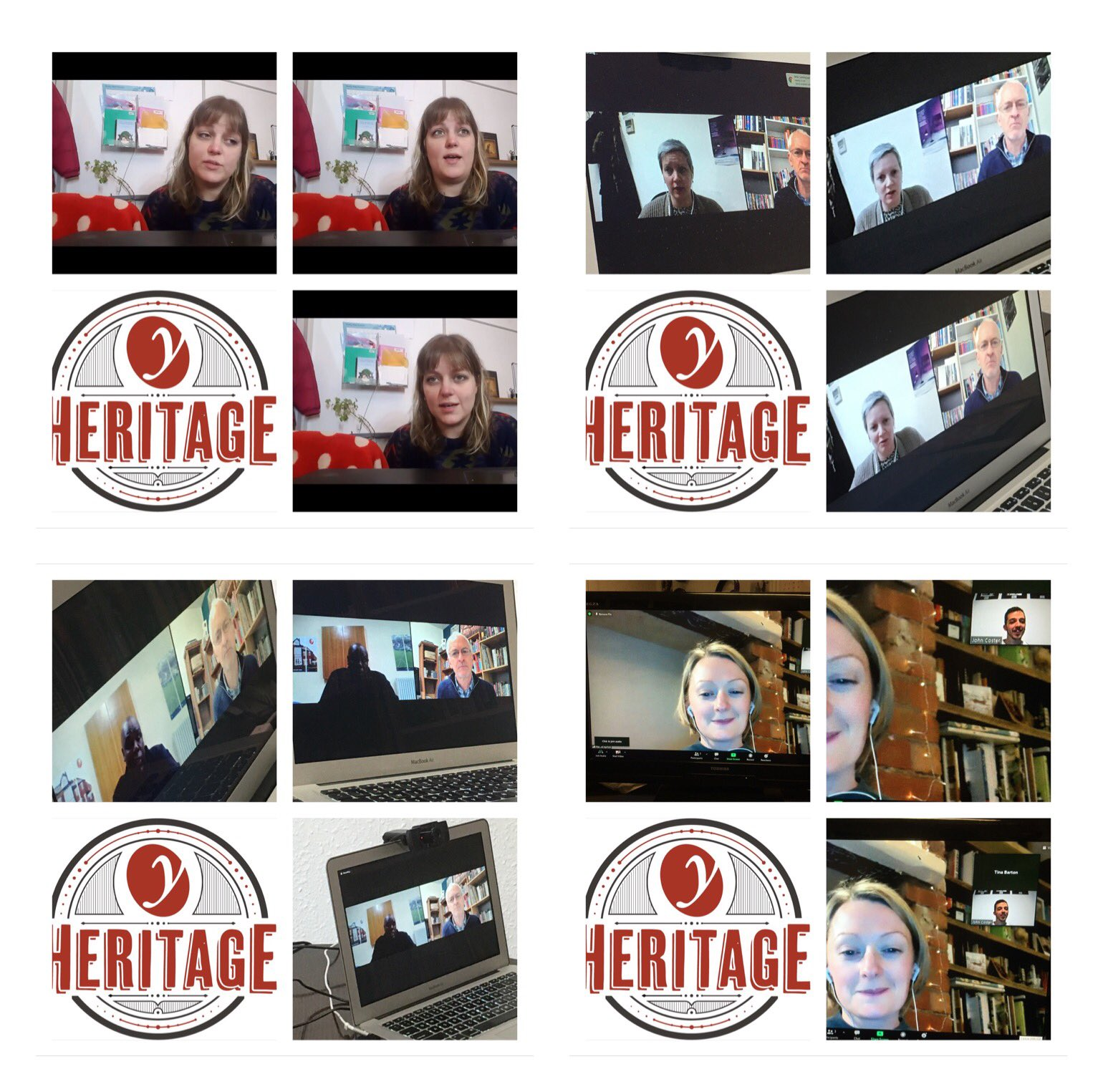 A massive thanks to everyone who participated and supported our #WOTBoxHeritage #Newsroom yesterday.... @LeicsCares @KRIIICentre @nationaltrust @HeritageFundUK @CuriousMindsNW @EnterEdem @JoannaThe_Y @AmyChrister @TheYCharity @DocMediaCentre  @Heritage #YPEngagement #DocEd https://t.co/bnnX3cCVUt