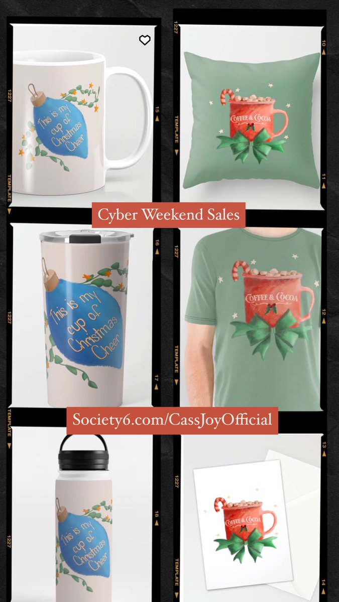 test Twitter Media - So... I opened a shop. And there's CHRISTMAS things. 🎄 https://t.co/Mt859tO7Ek Please consider checking it out. ☺️💛 https://t.co/UIEc1WQFD9