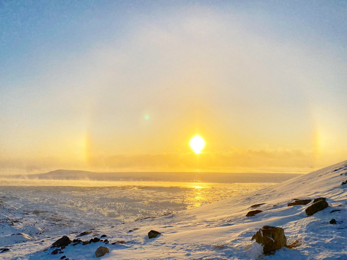 test Twitter Media - Beautiful vistas from #Iqaluit #Nunavut today https://t.co/FI3a7D1yRX