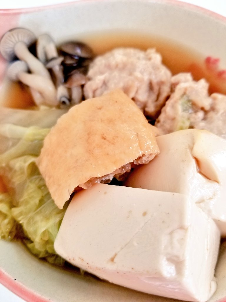 test ツイッターメディア - 栗原はるみさんのレシピで鍋作った。 おつゆの味も、肉団子も完璧!さすが!  #料理 #料理好きな人と繋がりたい https://t.co/PFzQ95PSng