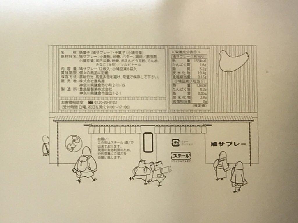 test ツイッターメディア - 友達が鳩サブレーの缶をくれた🥫『缶』をくれた、中身は無い(笑)好きそうなデザインだから、って。確かに好み💕鳩が鎌倉観光してる📷鳩サブレーの缶って黄色に白い鳩がデンって描かれてるデザインじゃないんだ?缶の裏側のデザインもかわいい💕お祭りの冊子を入れようかな。 #鳩サブレー #鳩 https://t.co/UaPjXFReuo