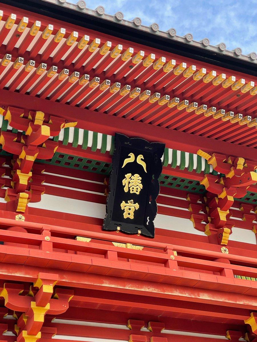 test ツイッターメディア - 鎌倉観光の思い出アップ! 鎌倉大仏をはじめてみた娘はマジでびっくりしてて、最初2次元の絵に見えたらしい。 鶴岡八幡宮の八は鳩サブレーになってるぞ! #鎌倉大仏 #鶴岡八幡宮 #鳩サブレー #kamakura https://t.co/EjTed7MYvq
