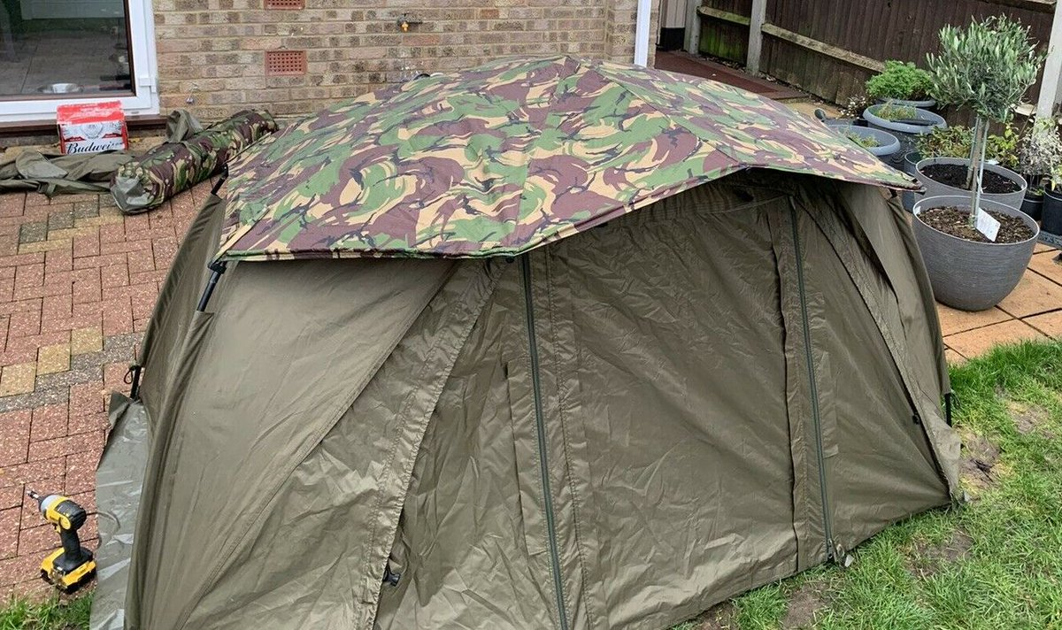 Ad - T<b>Trakker</b> Tempest V2 Brolly On eBay here -->> https://t.co/MpLJ7JxeAe  #carpfishing
