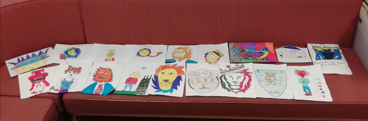 test Twitter Media - All of our entries for @Kings_heathboys @KingsHeathSP Year 5&6 design a mascot competition. Is the winner here? 5 dojos for everyone anyway. Well done and Thankyou. https://t.co/efDBwV34Hu