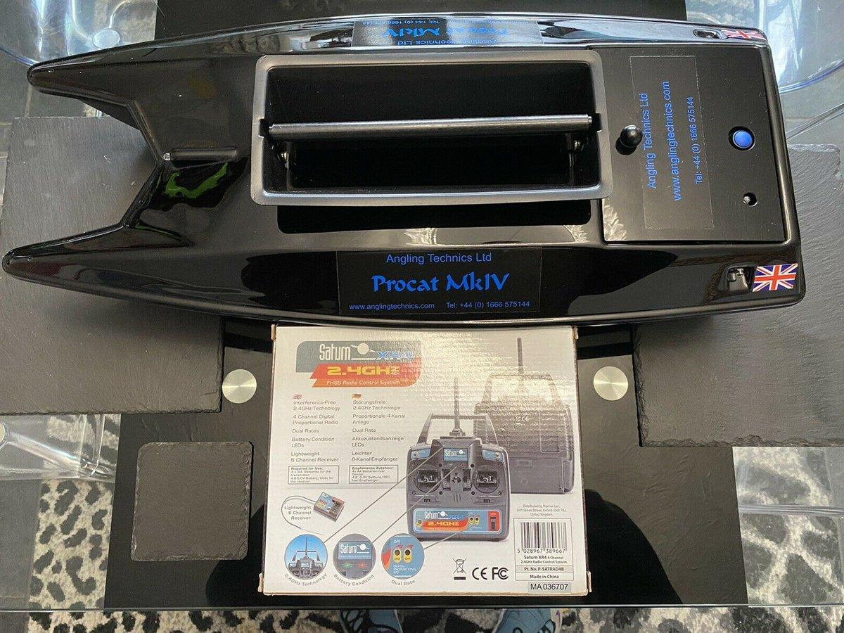 Ad - Angling Technics Procat MKIV Bait Boat On eBay here -->> https://t.co/gfl3VswYkD  #carpfi
