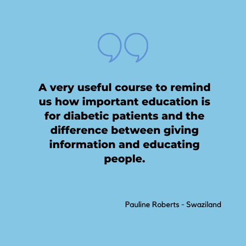 test Twitter Media - Helping people with #diabetes understand and manage their condition can make a real difference to their health outcomes. Our free online course will help nurses & other health professionals update their knowledge on self-management training: https://t.co/x7pPLsJYjO https://t.co/90laSHTXIY
