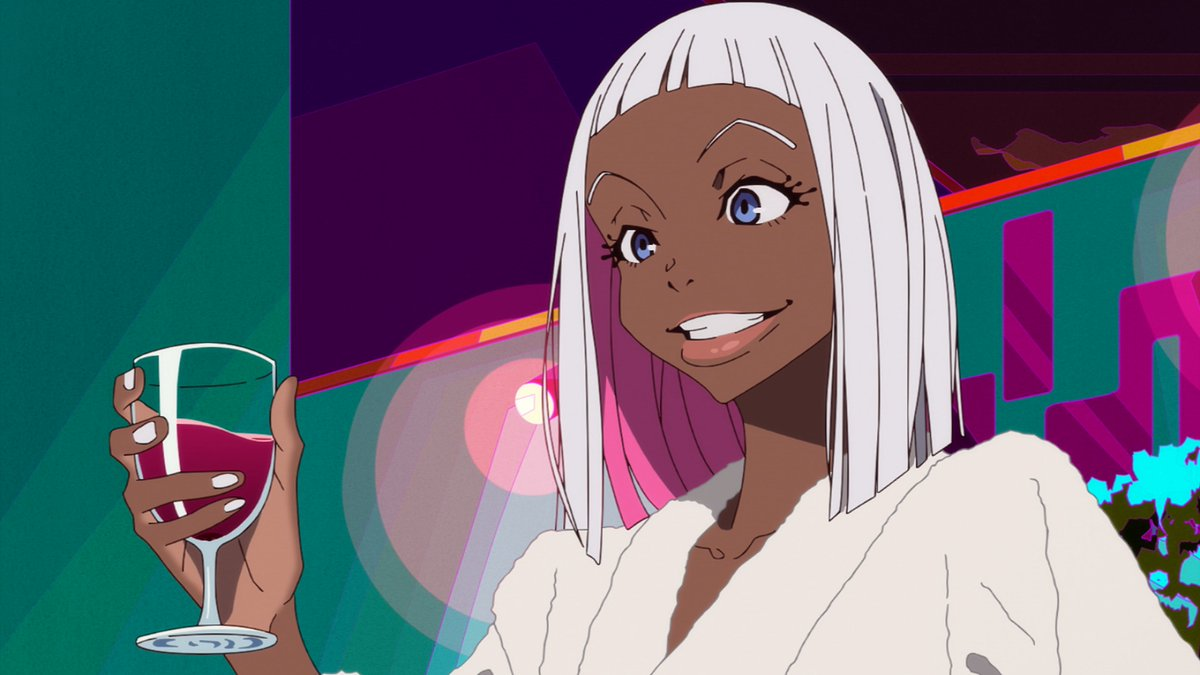 ❤️ BLACK WOMEN IN ANIME ❤️ - Dorothy [Great Pretender] - Canary [Hunter x Hunter] - Carole [Carole & Tuesday] - S.A.M. [Cannon Busters]