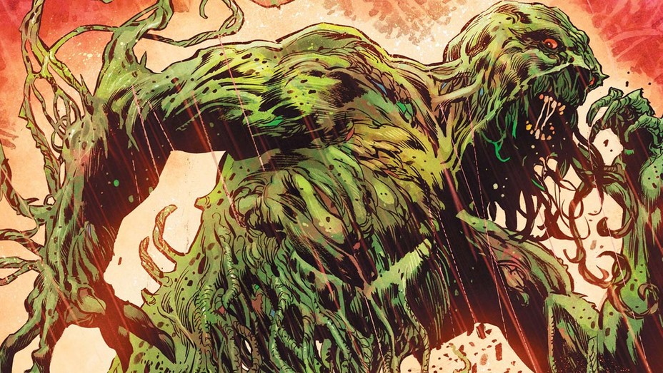 DC sets new 'Swamp Thing' comic book