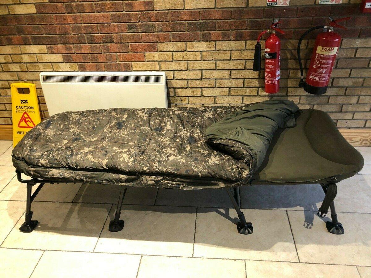 Ad - Nash Indulgence Mk2 MF60 ss4w 5-season bedchair On eBay here -->> https://t.co/IG6M8mEZqq