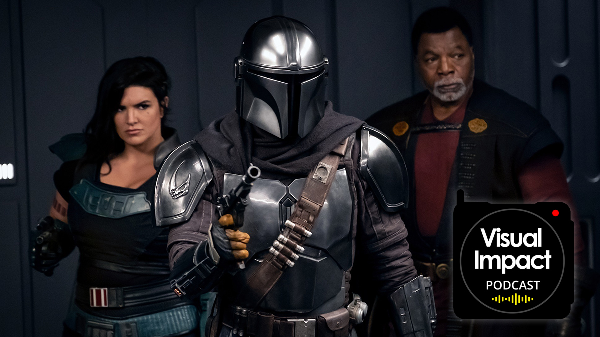 Earlier this year we talked with DoP Baz Idoine about his work on 'The Mandalorian' season one.