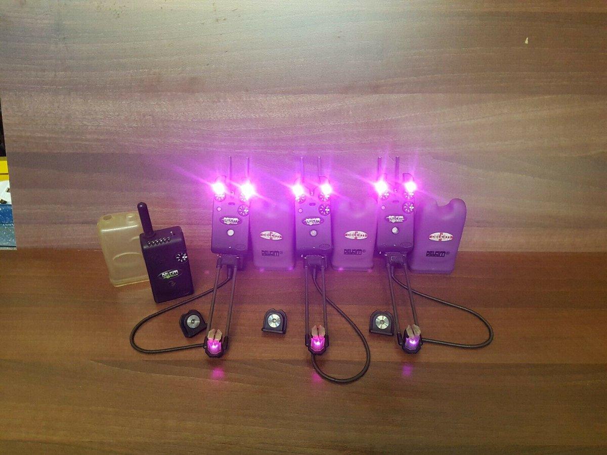Ad - Delkim TXi Plus Bite Alarms & RX PRO Receiver On eBay here -->> https://t.co/TmA2vV44