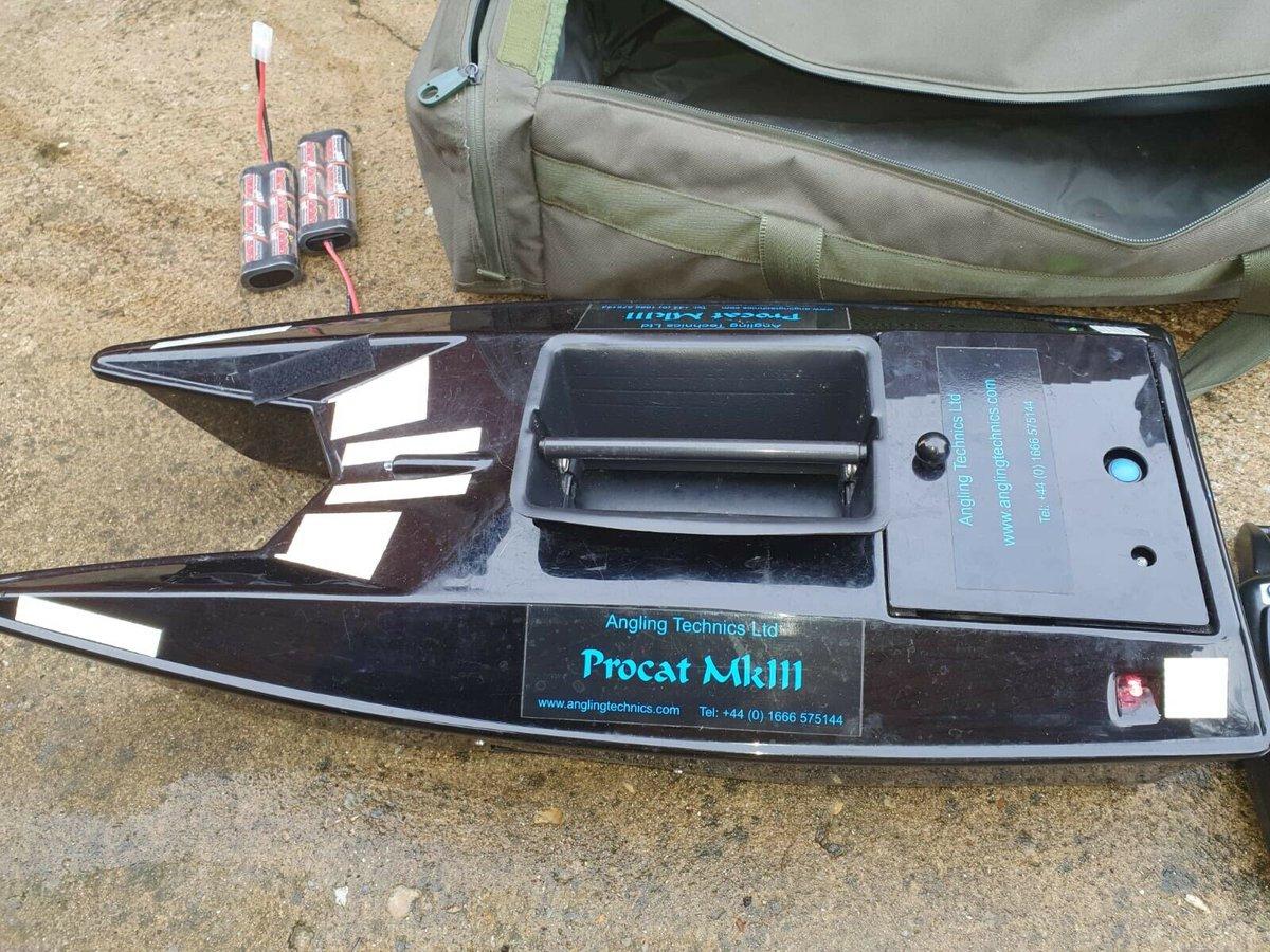Ad - Angling Technics Procat bait boat On eBay here -->> https://t.co/ihwPKupJKO  #carpfishing