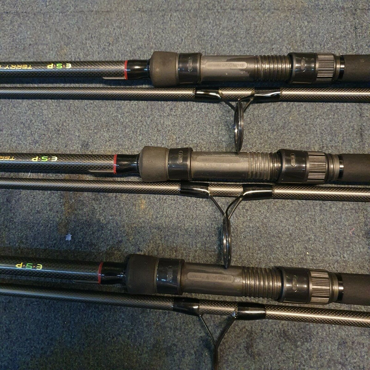 Ad - ESP Terry Hearn distance 12`9 3.5tc 50mm carp <b>Rods</b> On eBay here -->> https://t.co/