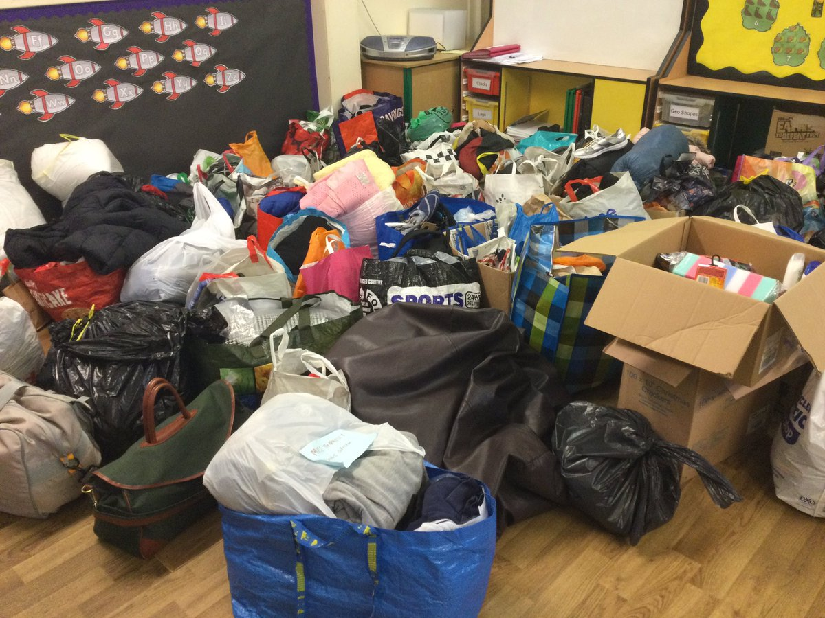 test Twitter Media - Once again a huge THANK YOU for your generous donations of warm clothing, toiletries and blankets for Miss Thorniley's appeal to help the homeless.  We have been completely overwhelmed by your generosity at this time  - these donations will make the world of difference. 👏🧤🧦🧣 https://t.co/LTNtEoKWk8