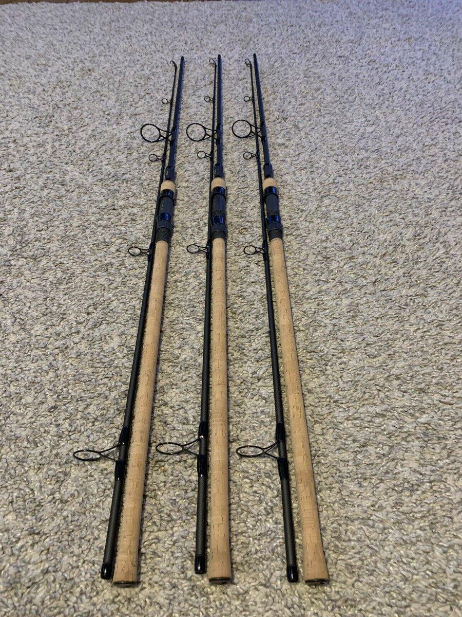 Ad - 3x Nash Scope Rods 9ft 3.5lb Cork Handles  On eBay here -->> https://t.co/jAsjSuyBPa  #ca