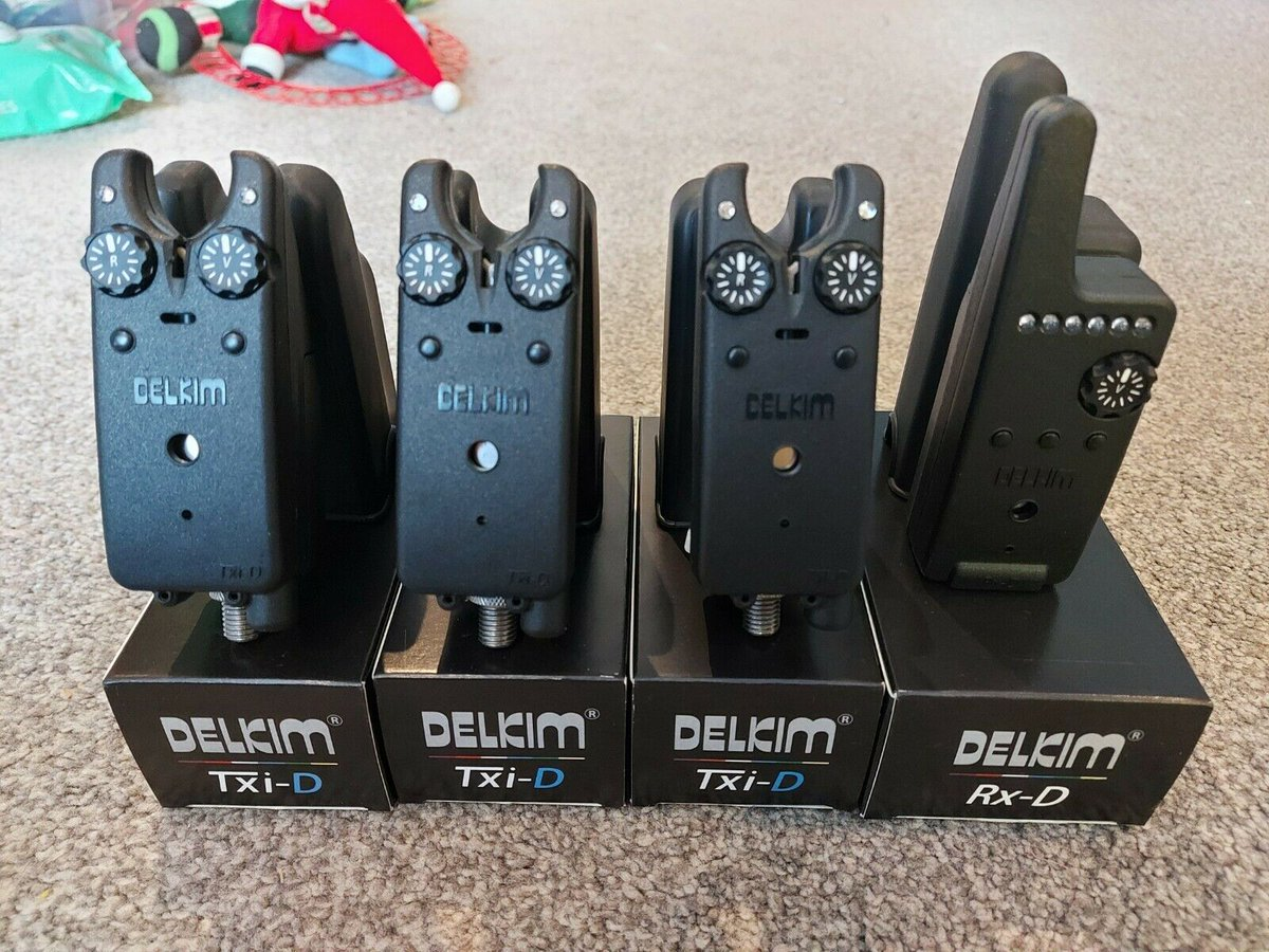 Ad - 3 x Delkim Txi-D in Blue with RX D Receiver On eBay here -->> https://t.co/pSsDFwNf6B  #c