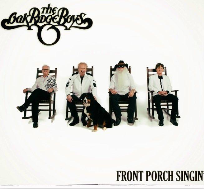 The Oak Ridge Boys - cover