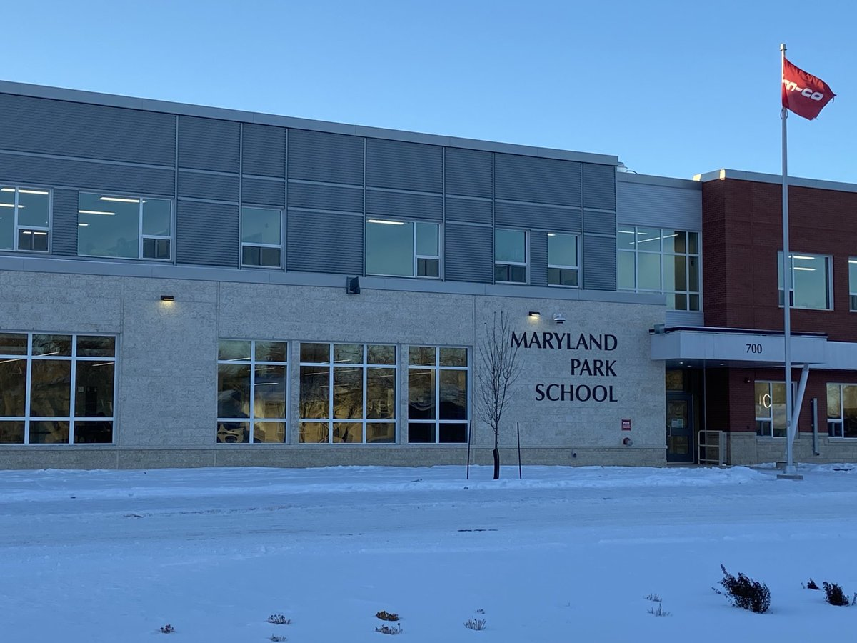 test Twitter Media - Great to see Maryland Park School and Childcare open in Brandon today. Thanks to the Brandon School Division, contractors and trades. https://t.co/jRfu9YvolW
