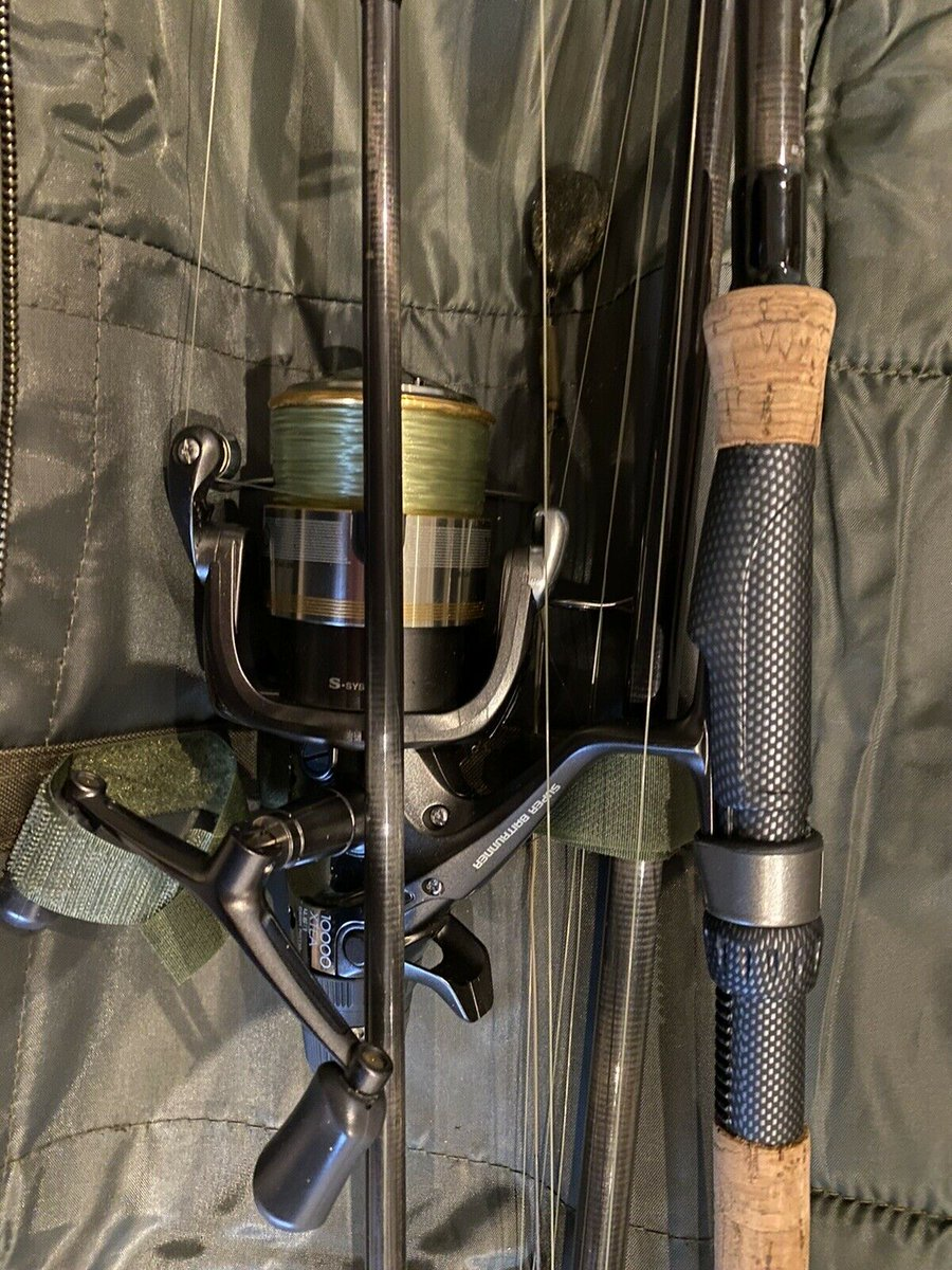 Ad - Carp Fishing Set Up On eBay here -->> https://t.co/ppXI6xGEbF  #carpfishing https://t.co/