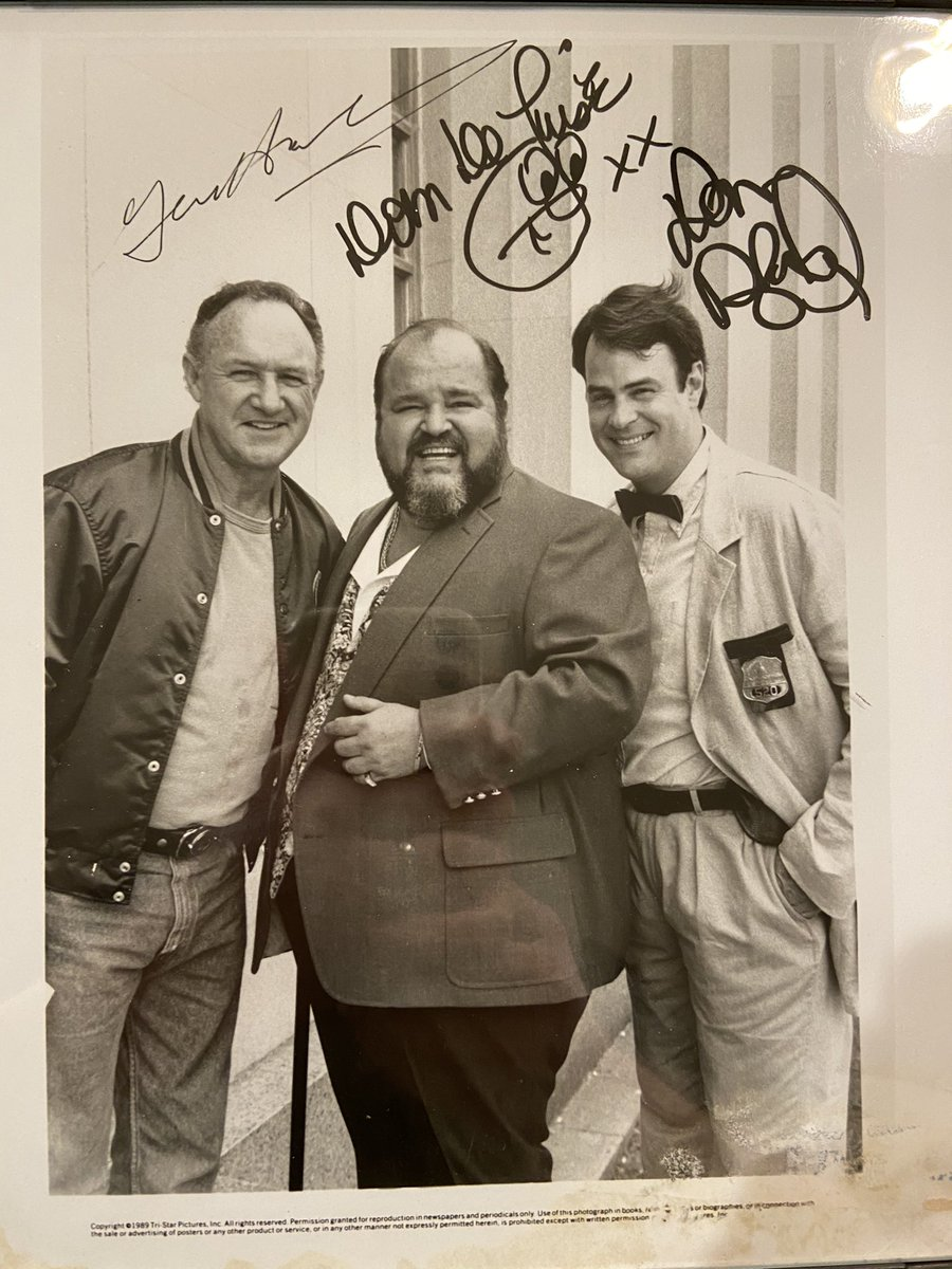 test Twitter Media - Every year my mother in law asks what do I want for Christmas. Every year I ask for photo. This year I jokingly asked for a photo of Dom DeLuise. https://t.co/oFcmNE6bs2