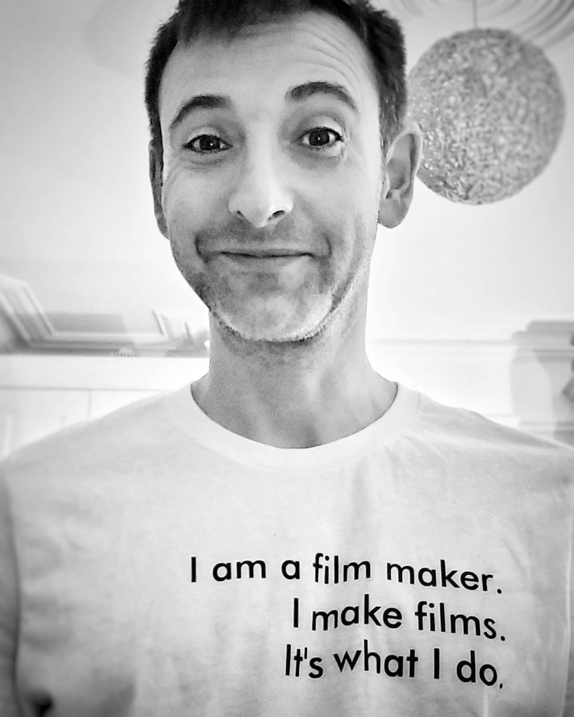 test Twitter Media - Sporting my new Christmas gift tee today. I guess that spells out my career from now on! . #filmmaker #clothing #gift #tshirt #christmas #careerpath https://t.co/VUEWfgmzOL https://t.co/bkyzjk30lT