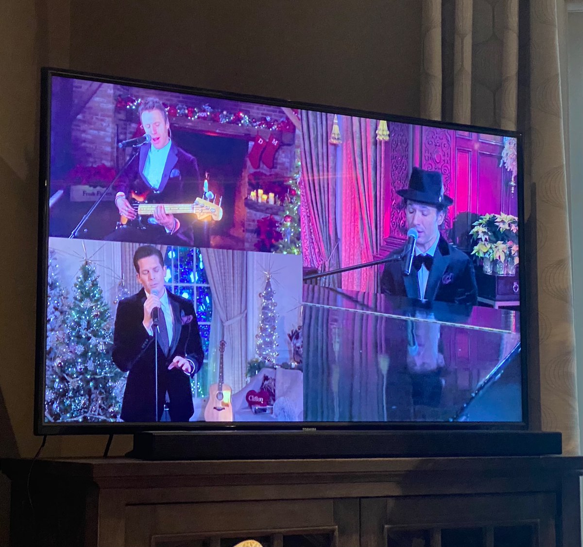 test Twitter Media - Thank you @TenorsMusic for your virtual concert this year. We hope to be able to see it live again next Christmas but it was very special to the family to be able to watch in this way as well. https://t.co/VvrxUX2QRJ