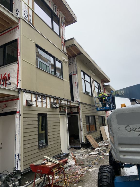 test Twitter Media - Some photos of the progress at The Springs in Port Moody. Crane pads formed and ready for steel & concrete, siding, dropped ceilings and Tubs installed in the Townhouses. https://t.co/Xi7Np6pEwT