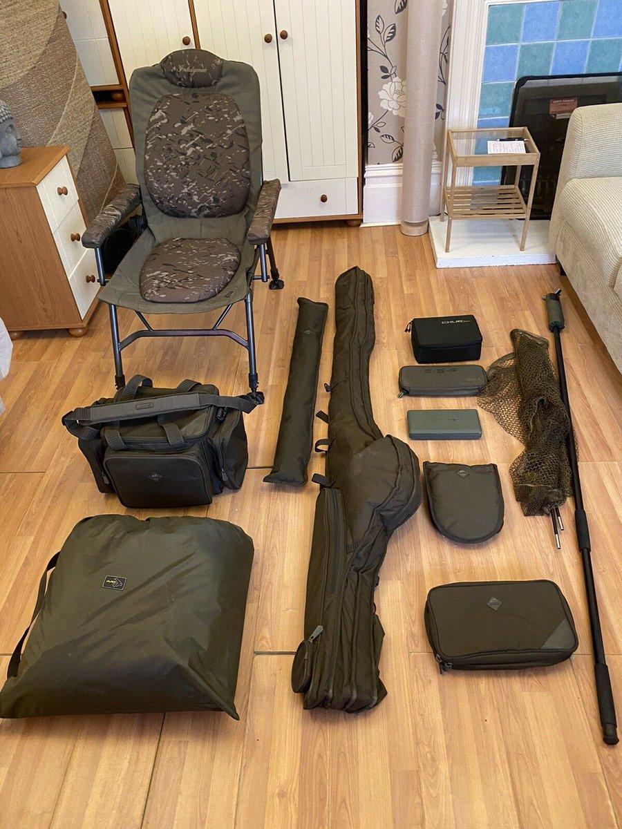 Ad - 2-rod carp <b>Set</b> up for sale On eBay here -->> https://t.co/ZyZtW2Za09  #carpfishing