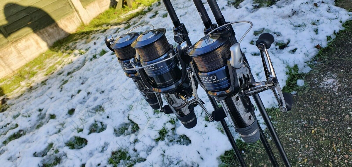 Ad - Carp fishing <b>Set</b> up (Fox/Shimano)  On eBay here -->> https://t.co/7oHBof13fW  #car