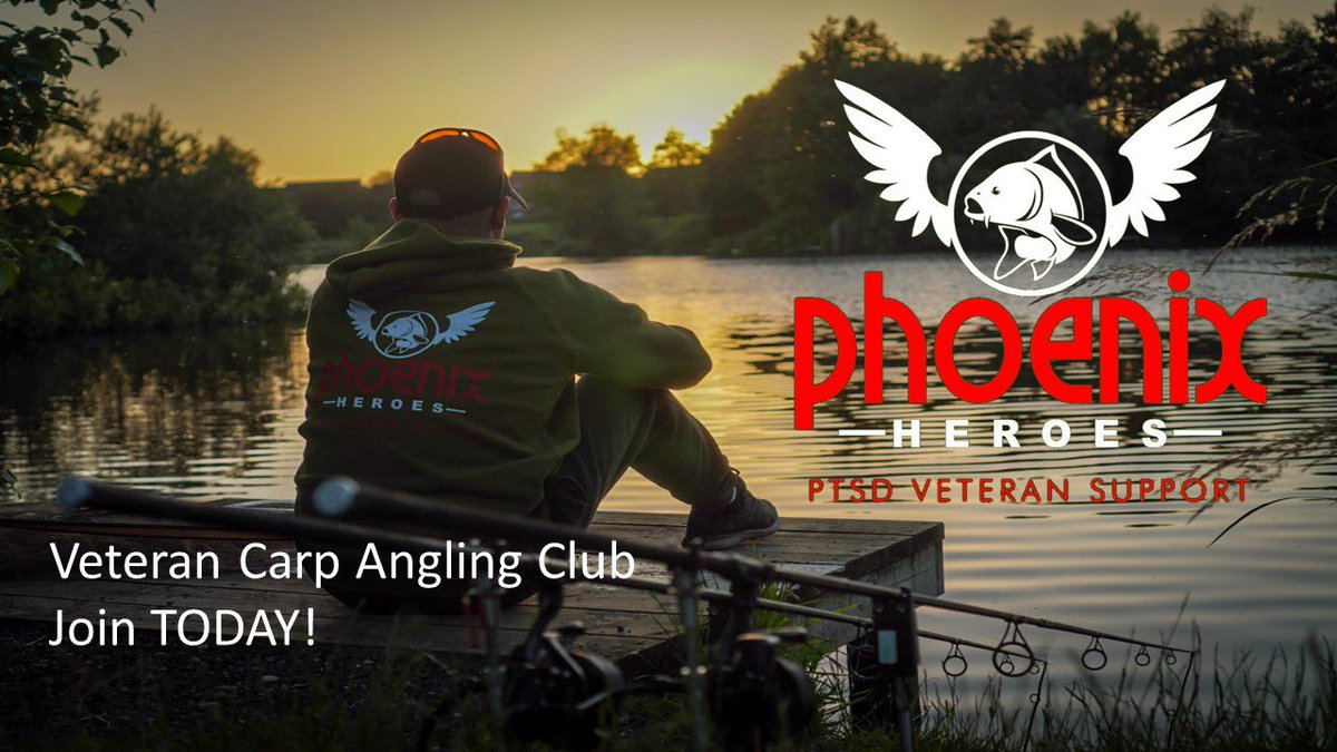 Come and join our growing Veteran Carp Angling communityud83cuddecud83cudde7  Join here... https://t