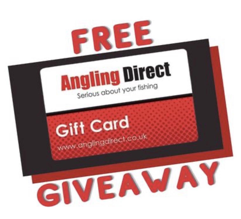 Wanna win an Angling Direct Voucher? #CarpFishing #BreamTeam https://t.co/2U9LqCko0d
