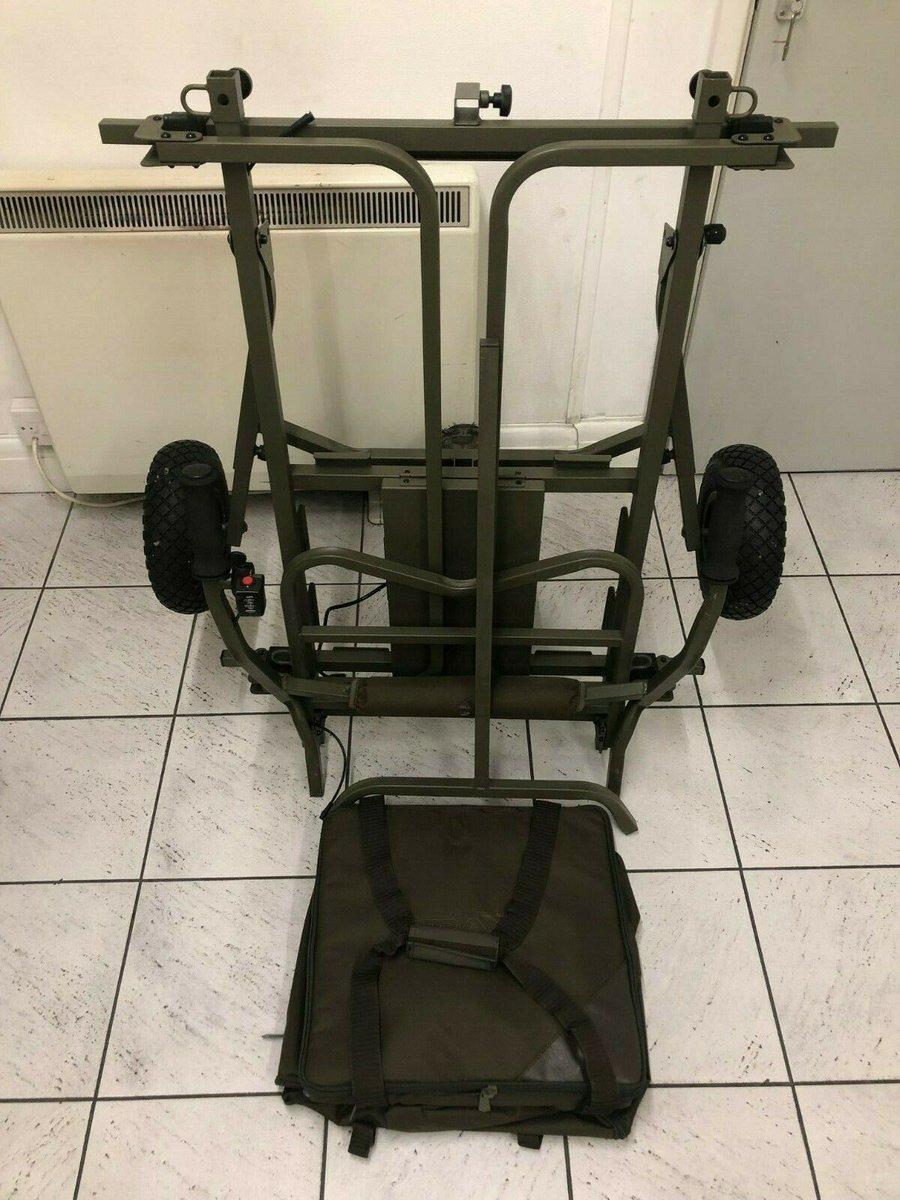Ad - <b>Nash</b> Trax Evo Power Barrow On eBay here -->> https://t.co/b5UdsDOJug  #carpfishing