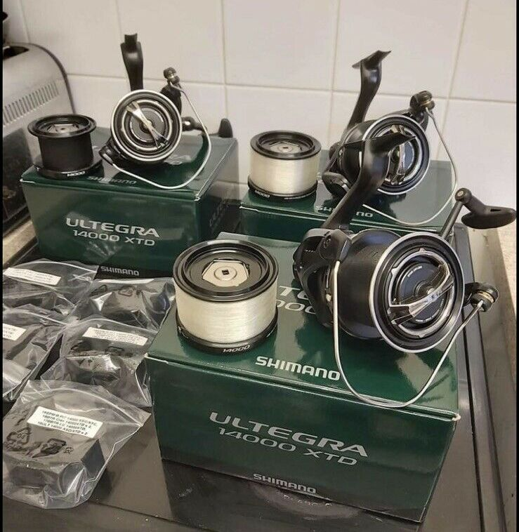Ad - Shimano Ultegra XT-D Reel ULT<b>14000</b>XTD x3 On eBay here -->> https://t.co/ywbvCJ8BxH