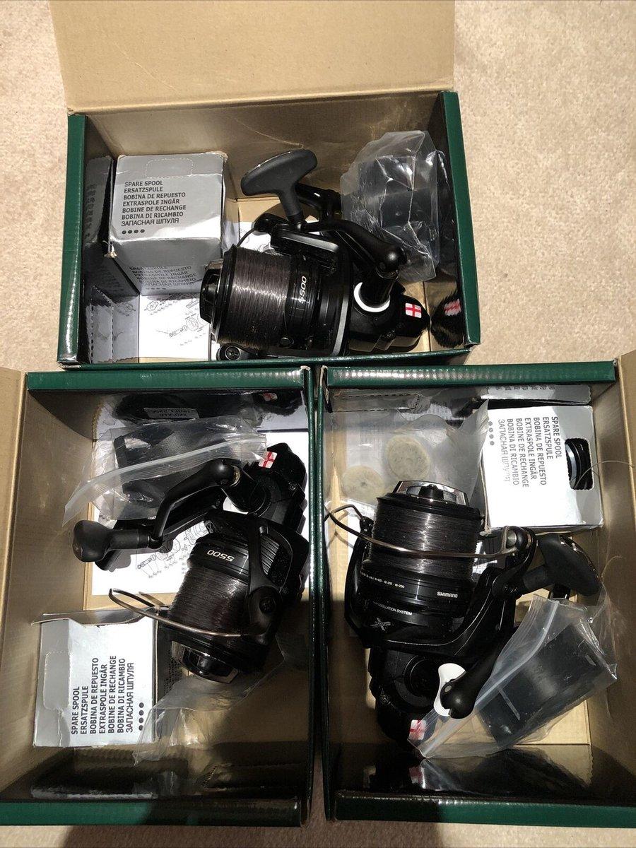 Ad - 3x Shimano Ultegra 5500 XTD reels On eBay here -->> https://t.co/fcnwUFfu8C  #carpfishing