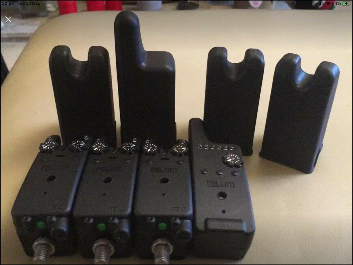Ad - Delkim Txi-D Bite Alarms - Never Used On eBay here -->> https://t.co/UX1E8SQwlL  #carpfis
