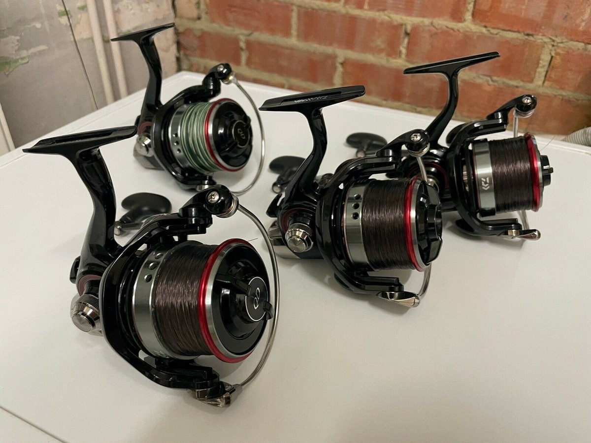 Ad - 4x Daiwa Castizm Carp Fishing Reels On eBay here -->> https://t.co/pAOTQZi464  #carpfishi