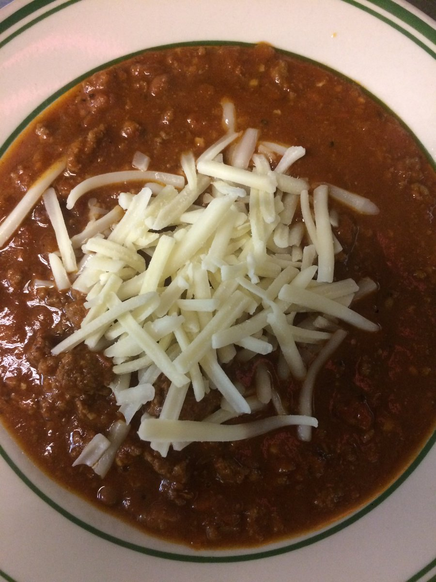 test Twitter Media - Our soup to start the week is chili. https://t.co/VNHDUEx0hW