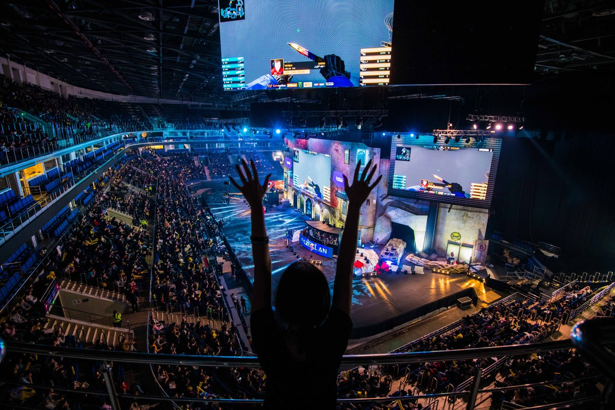 test Twitter Media - How should we define esports and distinguish it from gaming? What are the influences driving its growth and where does it look like that growth is coming from? Richard Marks interviews Konrad Collao of Craft  https://t.co/0EnzNgYsN5 https://t.co/FmYQd5Z6Gf
