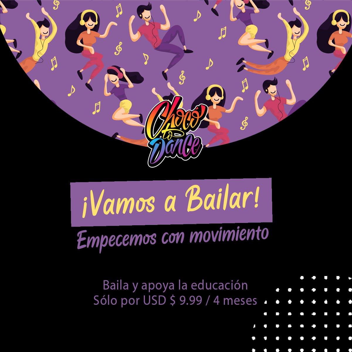 test Twitter Media - ¡Empecemos el año con mucho movimiento! En https://t.co/JuxXn9hjCy puedes aprender a bailar, no solo ayudando a la #educacion de más jóvenes #colombianos. https://t.co/kH7y22Ic4S