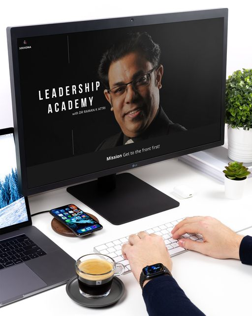 LEADERS! YOU NEED TO GO THERE FASTER   @DrRamanKAttri presenting at a closed-door #leadershipacademy by Daniel Tolson this Sunday at 3 PM to the leaders and business owners from Asia on the strategies and tips on how they can #learnfaster in professional settings. https://t.co/HirUnNecmx