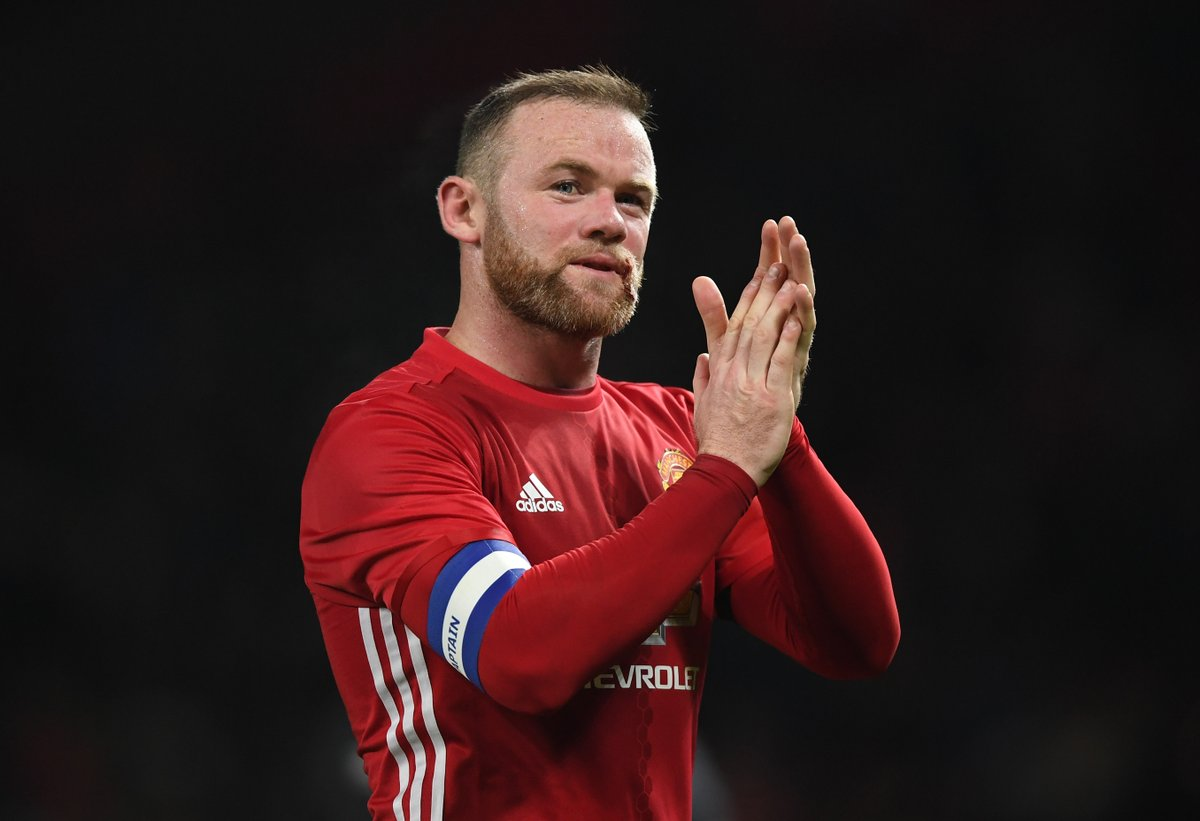 A captain. A goalscorer. A legend.  And now, 𝗮 𝗺𝗮𝗻𝗮𝗴𝗲𝗿.  Happy retirement, @WayneRooney — thank you for the memories ❤️