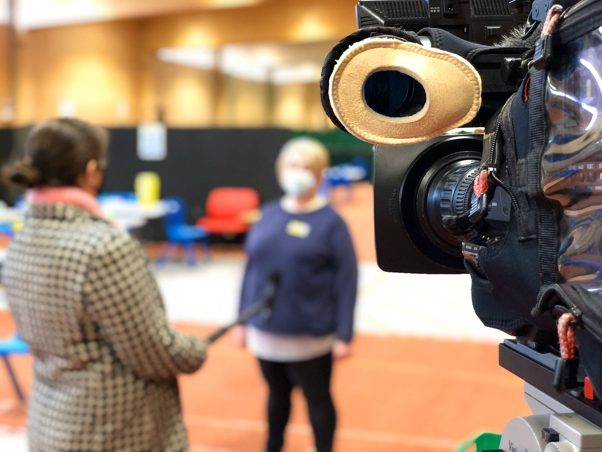test Twitter Media - On @itvcalendar tonight @emmawilkitv reports on the vaccination and testing that's happening in #Boston #Lincolnshire, to watch her full report tune in at 6 https://t.co/MGczxQrRDo