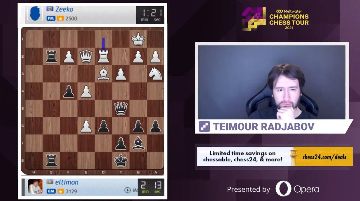test Twitter Media - 2019 FIDE World Cup Champion Teimour Radjabov is LIVE now playing Banter Blitz!   https://t.co/gVMHMgXyI7  #c24live #ChessChamps https://t.co/awHKKi20O6