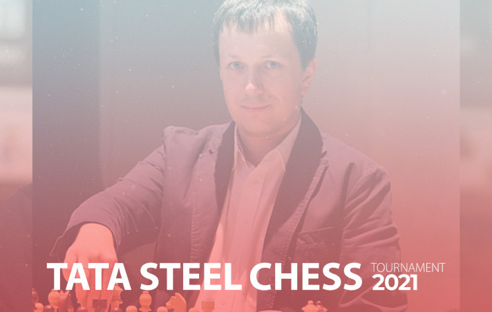 test Twitter Media - Radek Wojtaszek was expecting to accompany his wife to Gibraltar now for the FIDE Women's Grand Prix. Instead Alina is supporting him in Wijk aan Zee after the GP was postponed & he was a late replacement for the #TataSteelChess Masters! https://t.co/YVYp927FgB  #c24live https://t.co/5phgJr6WLv