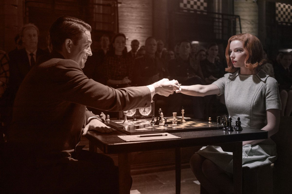 test Twitter Media - RT @observer: The Seedy Chess World of 'Queens Gambit' Is the Show's Masterstroke https://t.co/95OIT4zrqw https://t.co/XGANnOzkTp