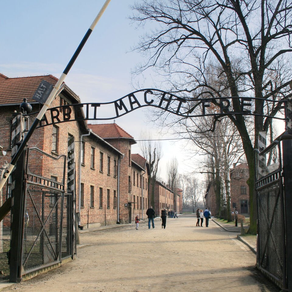 Happy day liberation auschwitz #Auschwitz #souvienstoi https://t.co/cajdn1a7Mr