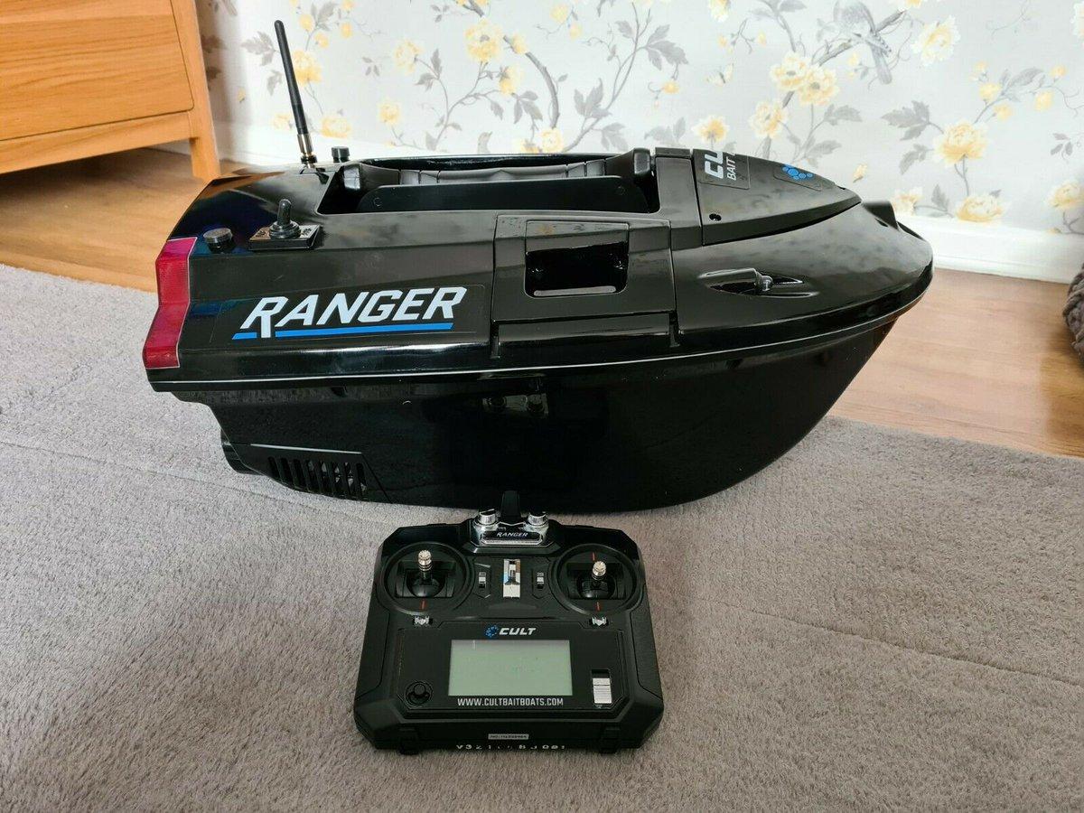Ad - Cult Ranger Bait Boat On eBay here -->> https://t.co/AfWw34BmWh  #carpfishing https://t.c