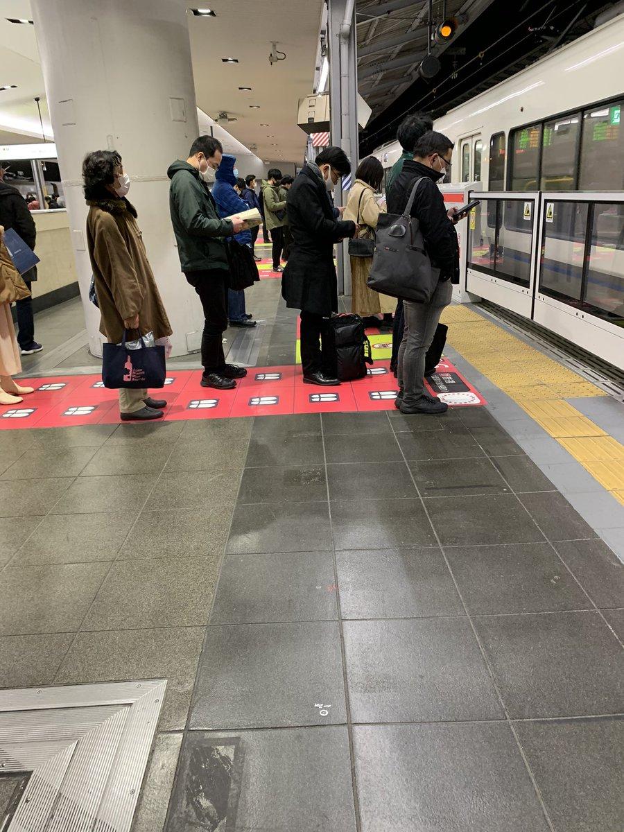 test ツイッターメディア - 大阪環状線、大阪駅がこんななっとった。。。 https://t.co/fnzIqg1sLa